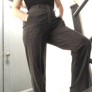 Jil Sander gray trouser